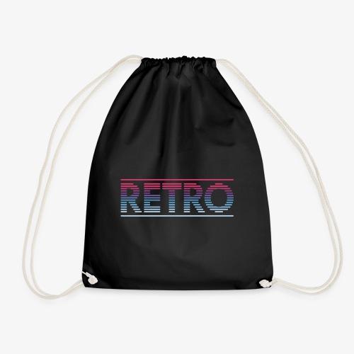 Retro - Sportstaske