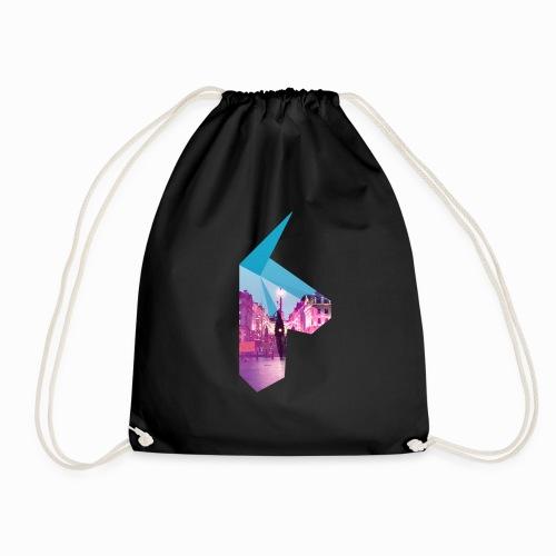 London on the CORE - Drawstring Bag