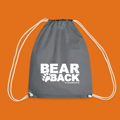 bearback new - Drawstring Bag