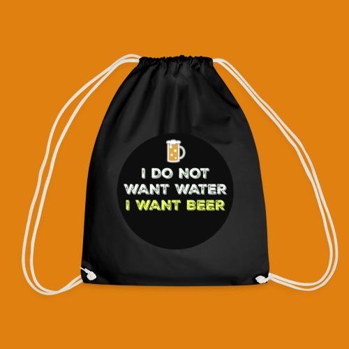Beer - Drawstring Bag