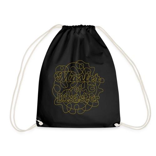 Master of disaster - Drawstring Bag
