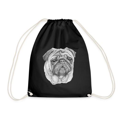 Pug - mops 1 - Sportstaske