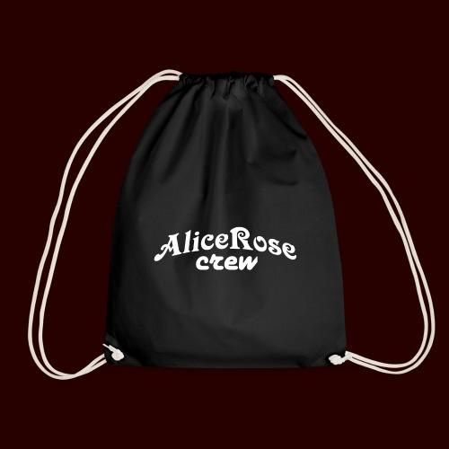 Crew white - Drawstring Bag