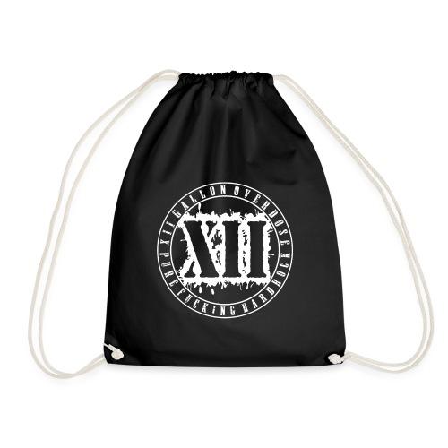 XII Gallon Overdose Logo - Turnbeutel