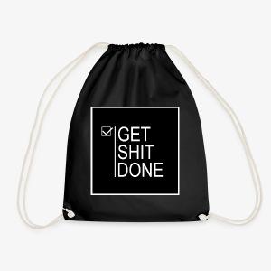 Get Shit Done - Mochila saco