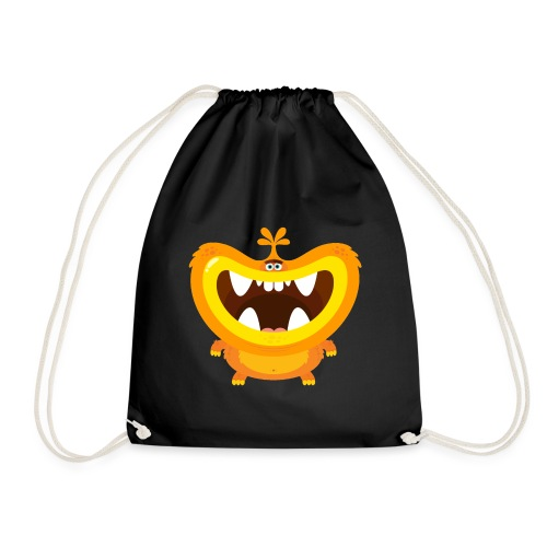 The Hungry Beast - Drawstring Bag