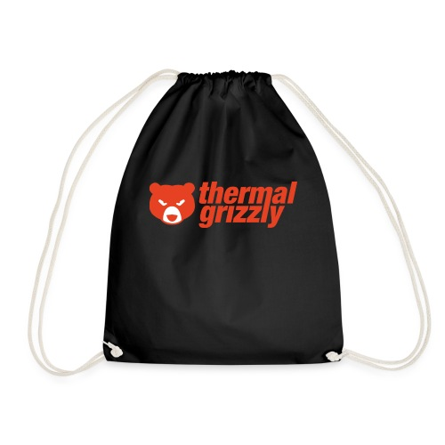 Thermal Grizzly Logo - Turnbeutel