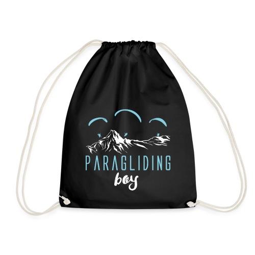 Paragliding Paragleiter Gleitschirm - Turnbeutel
