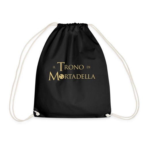 T-shirt donna Il Trono di Mortadella - Sacca sportiva