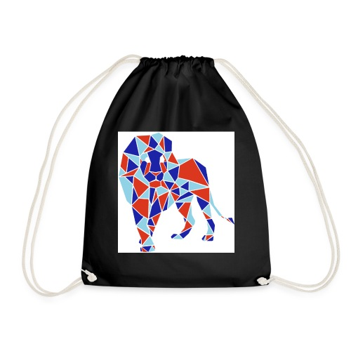 JubileeLion - Drawstring Bag