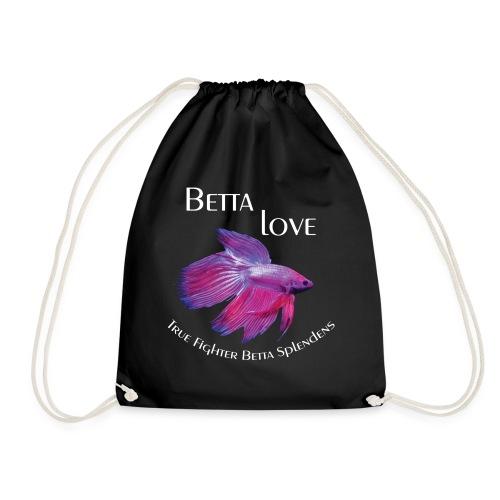 Betta Love - Betta Splendens - Turnbeutel