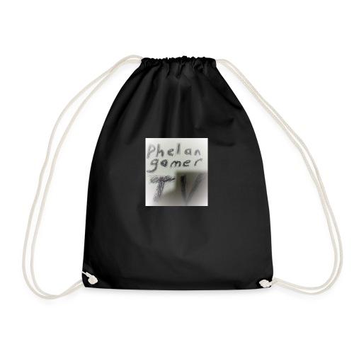 PhelangamerTV Official Shirt - Drawstring Bag