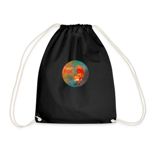 FluxedFoxOffical - Drawstring Bag