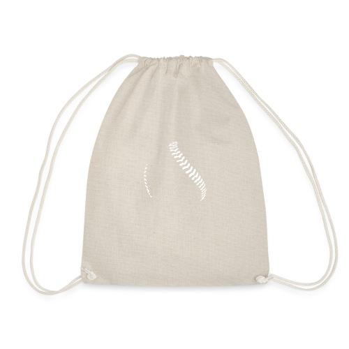 Baseball - Drawstring Bag