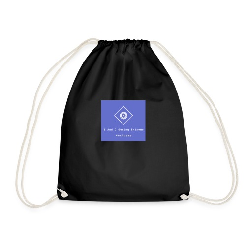 Button - Drawstring Bag