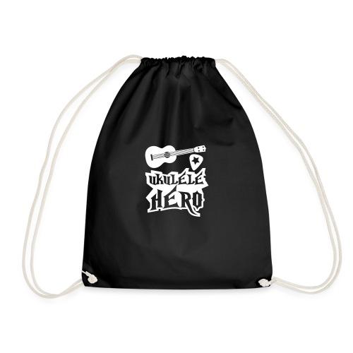 Ukelele Hero - Drawstring Bag