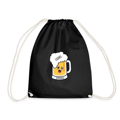 BEER INVITAS - Mochila saco