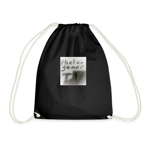 PhelangamerTV Official Shirt - Drawstring Bag