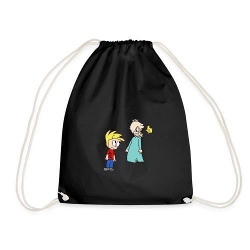 10 Galaxy - Drawstring Bag