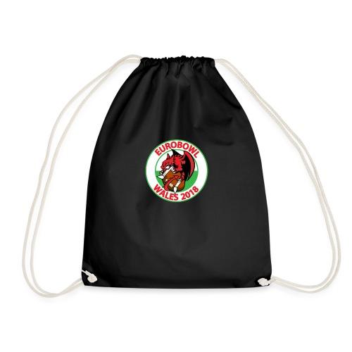 Eurobowl Wales 2018 - Drawstring Bag