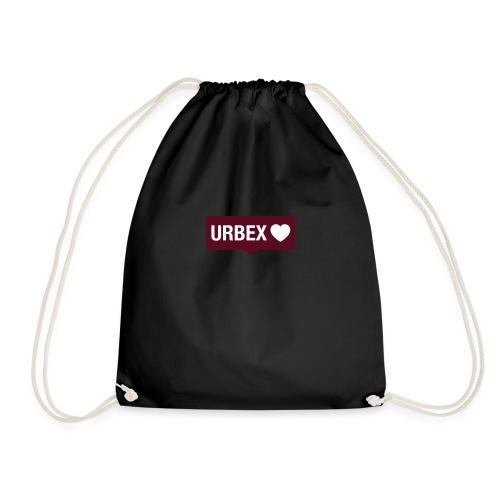 URBEX-Herz-Insta-Bubble - Turnbeutel
