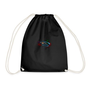 The Happy Wanderer Club Merchandise - Drawstring Bag