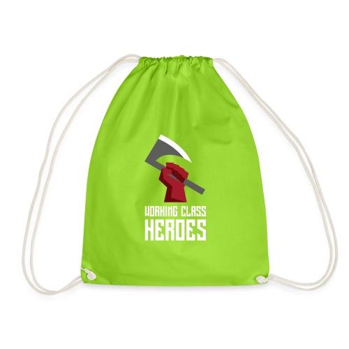 WORKING CLASS HEROES - Drawstring Bag