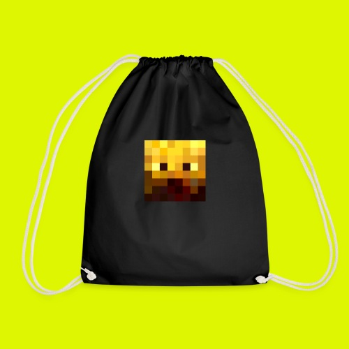 Blaze Face - Drawstring Bag