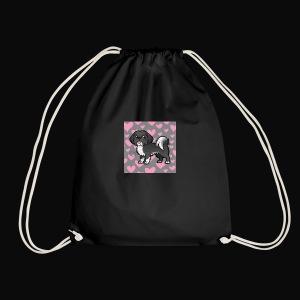 Cartoon Bobby on Accessories! Bobby Pooch Merch - Drawstring Bag