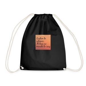 Experience - Drawstring Bag