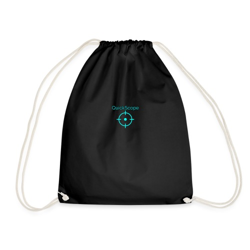 QuickScope - Drawstring Bag