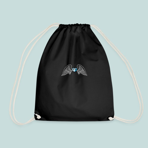 Bling angel - Drawstring Bag