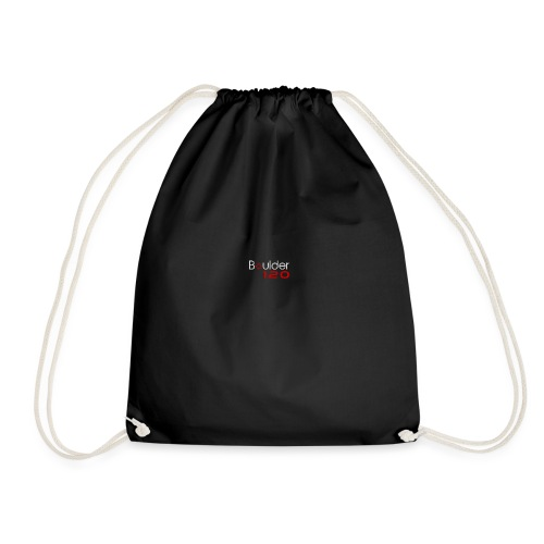 boulder120 - Drawstring Bag