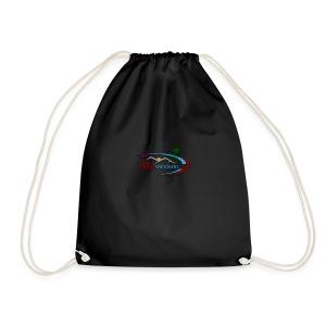 The Happy Wanderer Club Merchandise - Drawstring Bag