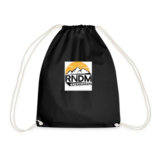RndmULTRArunners T-shirt - Drawstring Bag