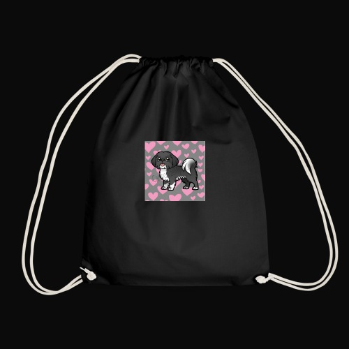 Cartoon Bobby on Accessories! Bobby Pooch Merch - Drawstring Bag