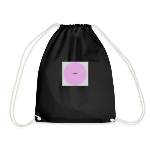 lukewarm logo - Drawstring Bag