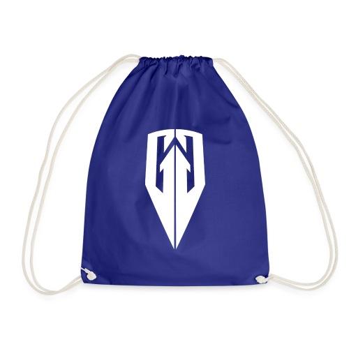 Kingdom Customs Shop Tee Womens - Drawstring Bag
