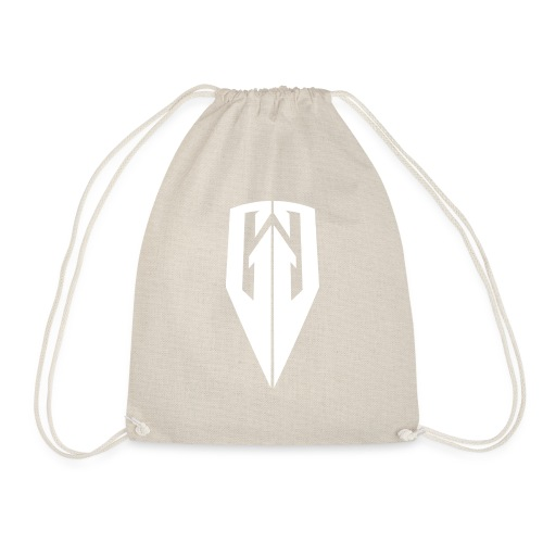 Kingdom Customs Shop Tee Womens - Drawstring Bag