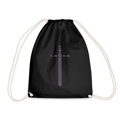 Logos Rising - Drawstring Bag