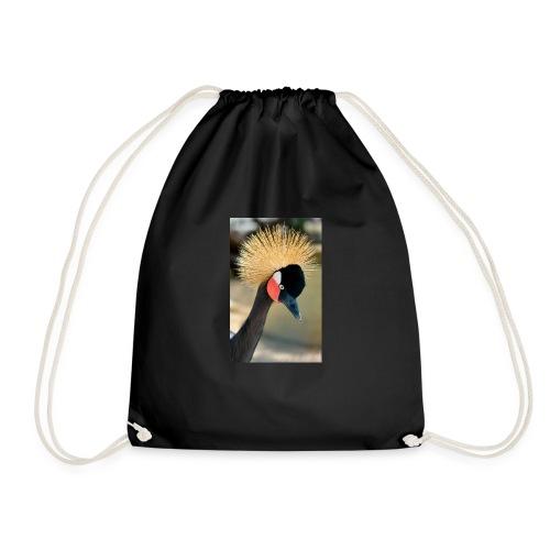 casey bird - Drawstring Bag