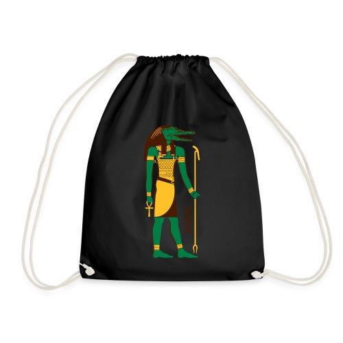 SOBEK God of Egypt - Turnbeutel