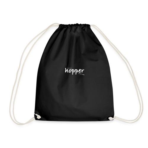 Hoppers Hop On and Off (white) - Mochila saco