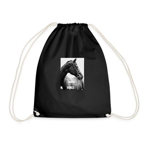 Sweet horse bonding shirt - Sportstaske