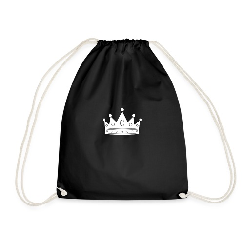 Signature Crown - Drawstring Bag