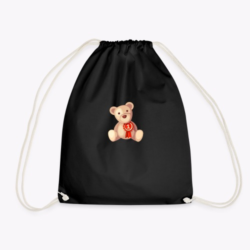 Teddy Bear - Drawstring Bag