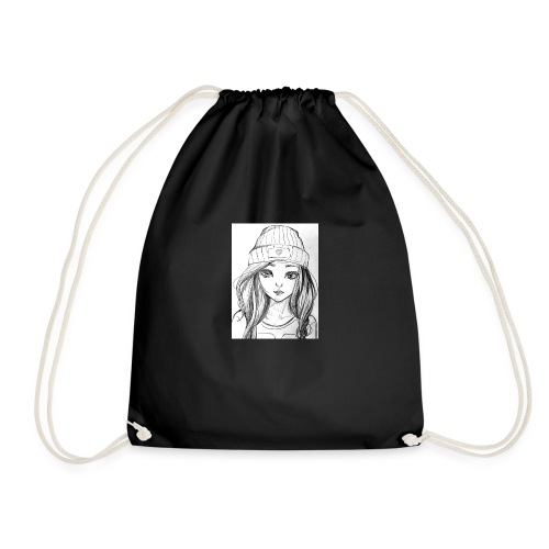 Drawing - Drawstring Bag