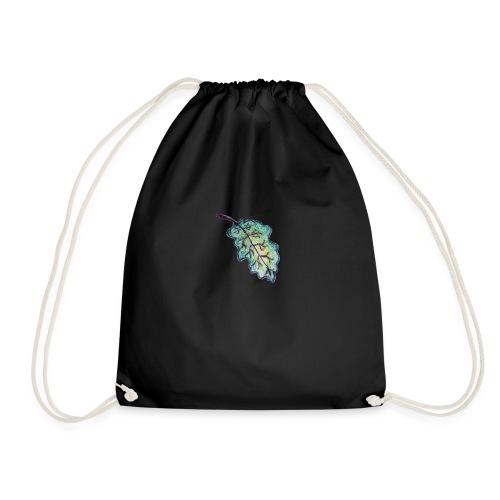 leaf3 - Drawstring Bag