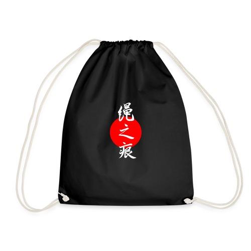Nawa Ato B by RopeMarks - Drawstring Bag