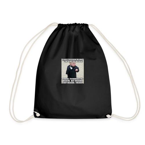 Im like - Drawstring Bag